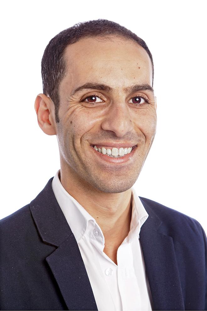 1. Ali Al-Dailami