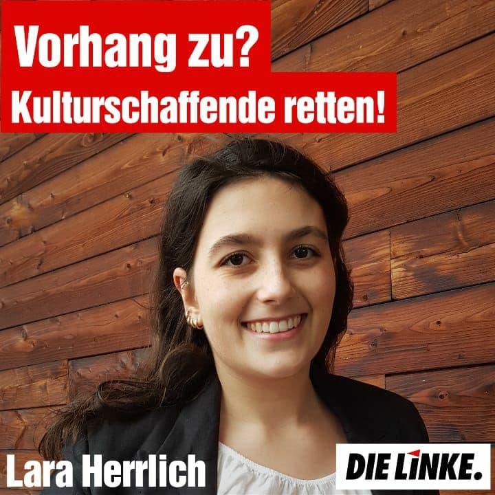 7. Lara Herrlich